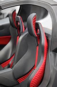 Ferrari LaFerrari Interior Seat