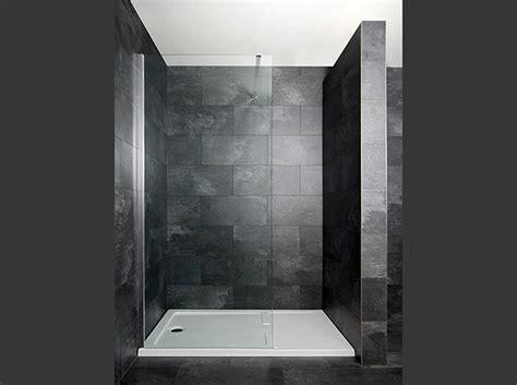 Offene Dusche Glaswand by Walk In Dusche Duschkabine Glaswand Duschabtrennung 80