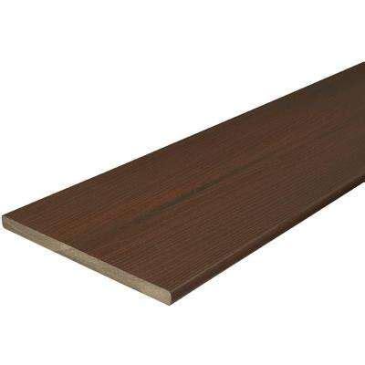 prefinished fascia boards deck fascia  home depot