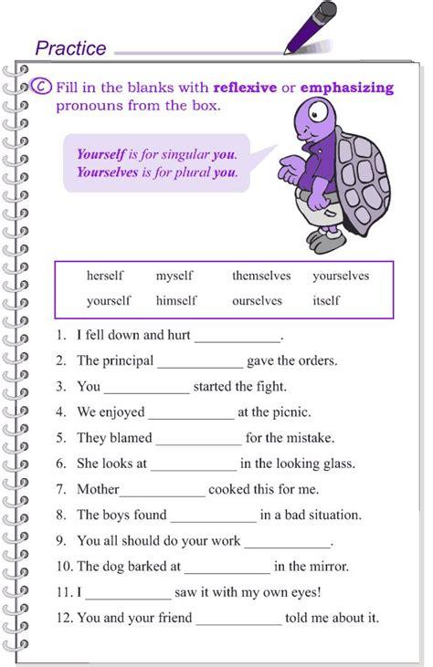 grade  grammar lesson  kinds  pronouns good grammar