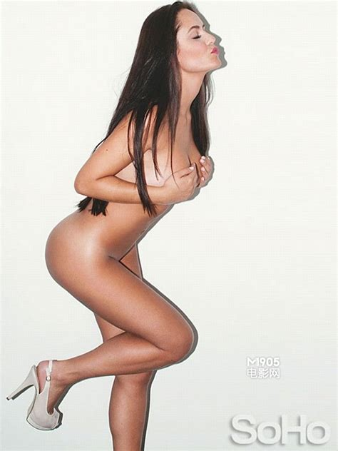 Fotos M S Seductoras De La Sexy Actriz Colombiana Ana Lucia Dominguez Spanish China Org Cn