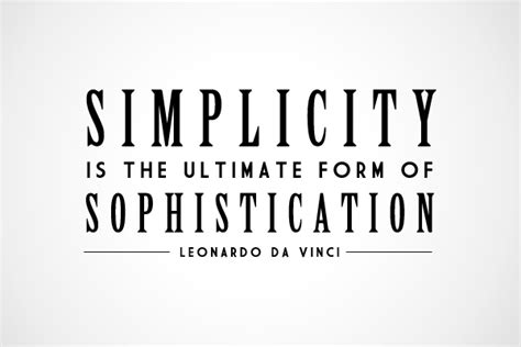 simplicity is the ultimate form of sophistication simplicity is the ultimate form of sophistication june design illustration and printables