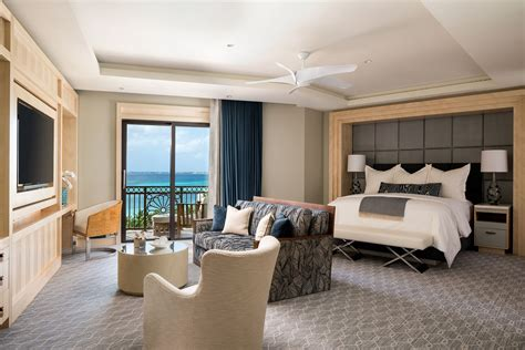 Two Bedroom Suite Grand Cayman The Ritz Carlton Grand