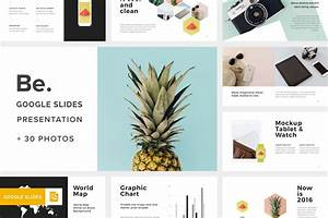 Be  Google Slides Template  30photos