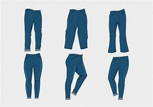 Jeans Pants Vectors Photos and PSD files   Free Download