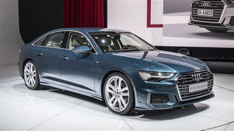 audi a6 images the new audi a6 and e prototype finally revealed in