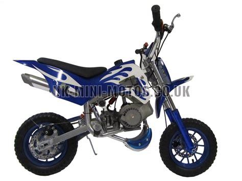 Mini Dirt Bike Db02 Blue / White