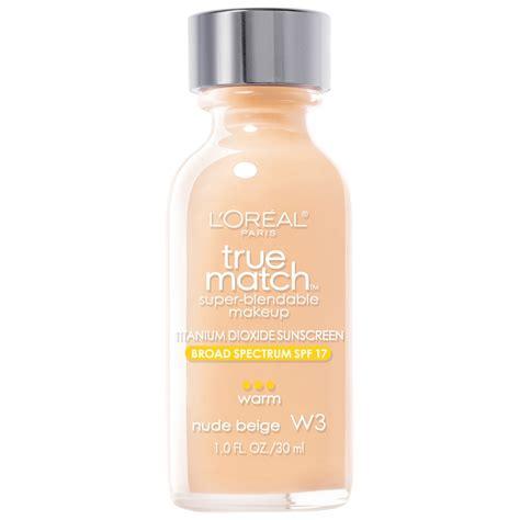 siege loreal l 39 oreal true match blendable makeup