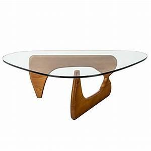 Noguchi Coffee Table : poly coffee tables and bark isamu noguchi style coffee table walnut ebay ~ Watch28wear.com Haus und Dekorationen