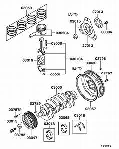 Piston  U0026 Crankshaft For 1992
