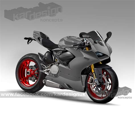 Black Ducati Panigale V4 by Fresh Images Of Ducati S New V4 Superbike Emerge