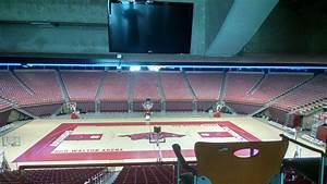 Bud Walton Arena  Arkansas  Seating Guide