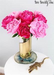 Decorate a Glass Vase - Glass Vase Crafts