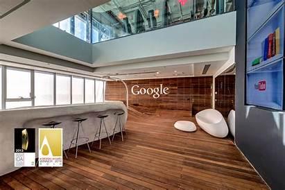 Google Office Evolution Aviv Tel Environment Site