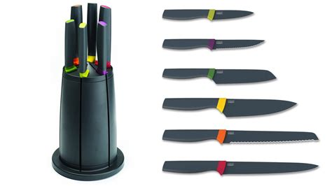 knives knife kitchen sets joseph elevate sharp chef stay bread santoku stand expertreviews deals vegetable