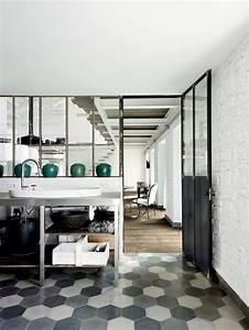 Les 25 meilleures idées concernant Carrelage Hexagonal sur Pinterest Salle de bains carrelage