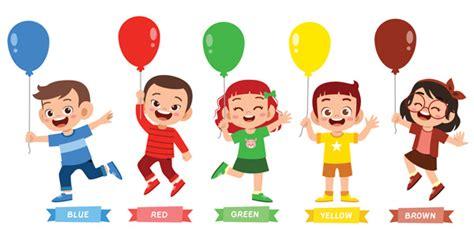 Colori In Inglese Per Bambini Schede Didattiche Da