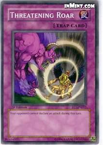 inMint.com - Yugioh Common Card Singles: Threatening Roar ...