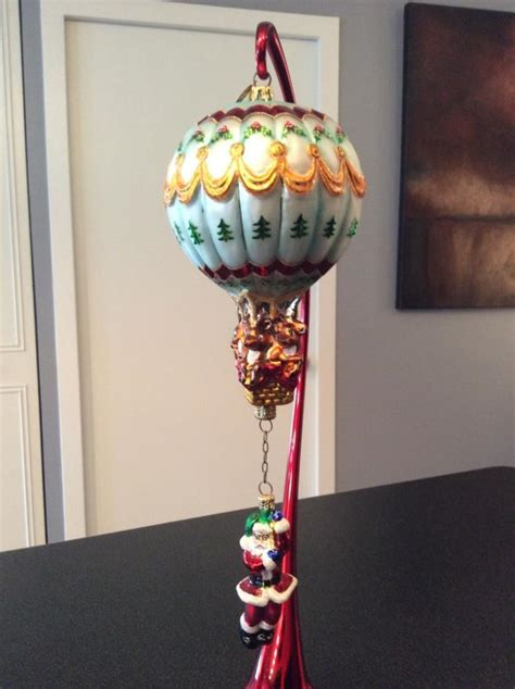 christopher radko christmas ornaments for sale classifieds