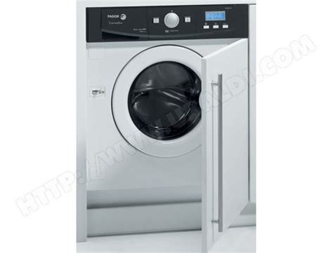 fagor 3f3611in pas cher lave linge encastrable fagor