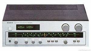 Sony Str-3800 - Manual - Am  Fm Stereo Receiver