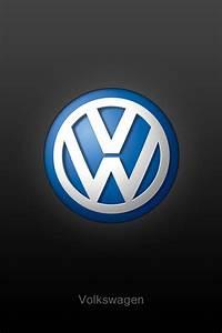 Volkswagen Logo Wallpaper WallpaperSafari