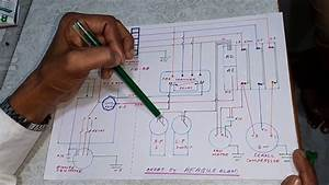 Three Phase Air Conditioner Wiring Diagram Of Lp Hp