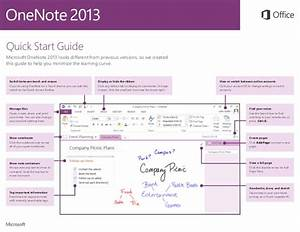 onenote 2013 quick start guide With templates for onenote 2013