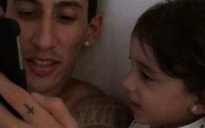 Di Maria Daughter | www.imgkid.com - The Image Kid Has It!