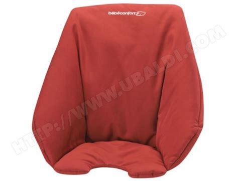 coussin chaise haute bebe confort r 233 ducteur chaise keyo