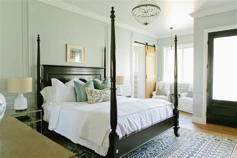 The Modern Farmhouse Project Master Bedroom And Bathroom