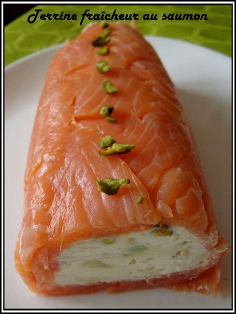 cuisiner le foie gras frais terrine fraîcheur au saumon ange et délices