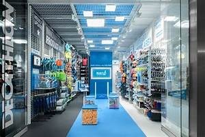 The Whole Decathlon Universe On 50 Sqm In The City