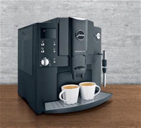 kaffeemaschine jura s9 jura impressa e 10 bei kaffeevollautomaten org