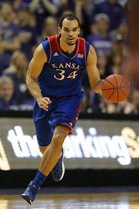 Jayhawks star Perry Ellis prepping for final game at Phog ...