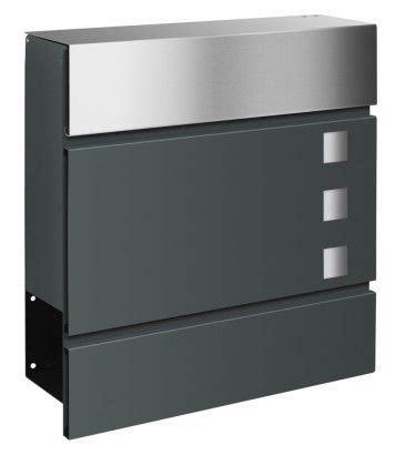 Briefkasten Modern Design by Frabox Design Briefkasten Lens Exklusiv Special Edition In