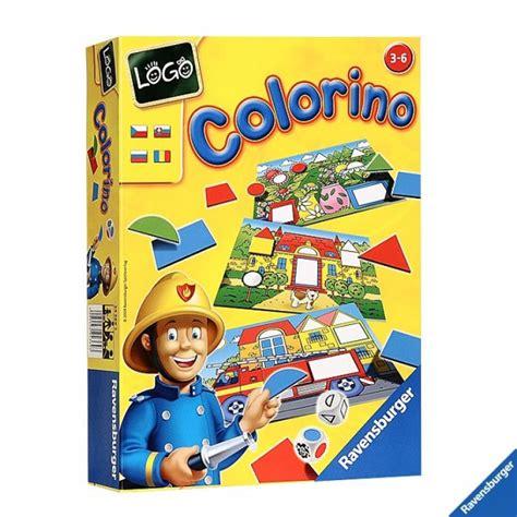 Ravensburger Colorino spēle, no 3 gadiem 24369 24369 ...