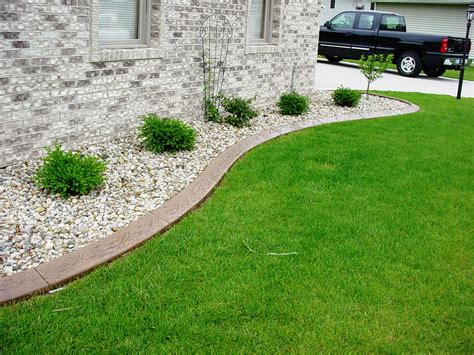 lawn edging material steel lawn edging ideas jen joes design lawn edging ideas materials