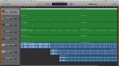 Garageband Track by 10 Reasons To Upgrade From Garageband To Logic Pro X Ask