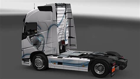 volvo truck tech volvo fh 2013 hi tech skin ets2planet com