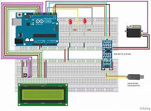 Rs485 Modbus Serial Communication Using Arduino Uno As Slave