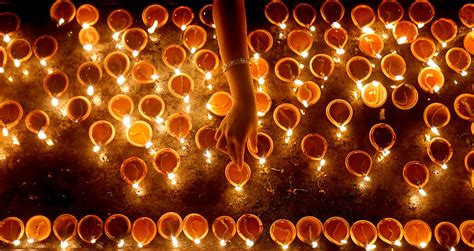 Diwali Festival Of Lights Picture by Diwali The Festival Of Lights Al Jazeera
