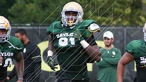 Baylor My Chart Sign In Off The Hoof Freshman Defensive End Bj Thompson Sicem365