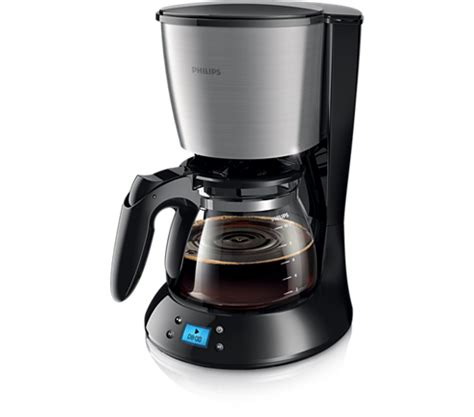 kaffeemaschine philips daily collection kaffeemaschine hd7459 20 philips