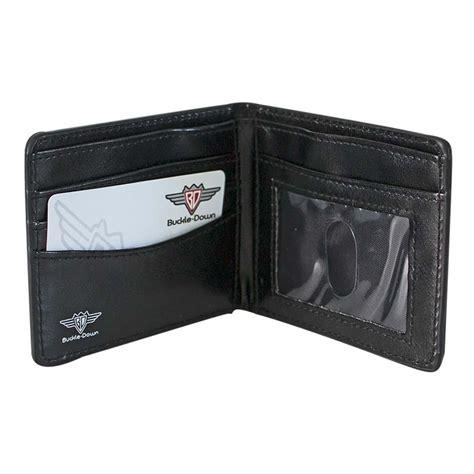 batman logo bifold wallet superheroden