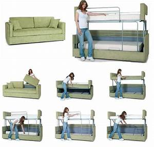 you39ll be able to rack 39em and stack 39em with this sofa With proteas sofa bunk bed