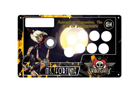 Tournament Edition Fightstick Template by Ms Fortune Fightstick By Bonsaw On Deviantart