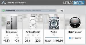 Samsung Smart Home : samsung smart home appliance products letsgodigital ~ Buech-reservation.com Haus und Dekorationen