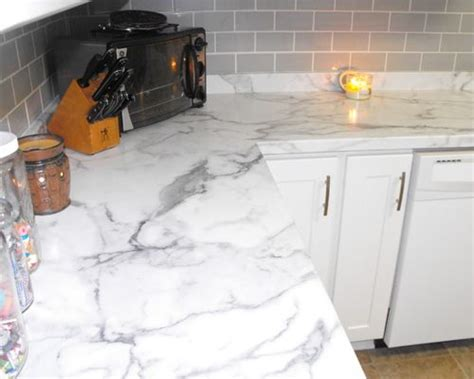 laminate marble countertop calacatta marble laminate ideas pictures remodel and decor