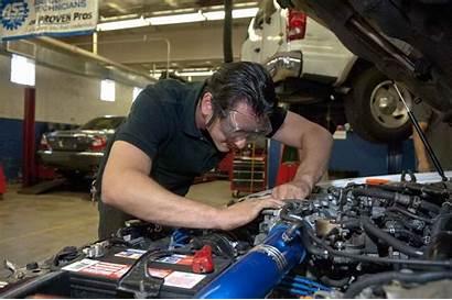 Automotive Service Certificate Proficiency Class College Ccp